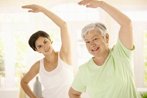 Hoe voorkom je gewichtstoename als je ouder wordt