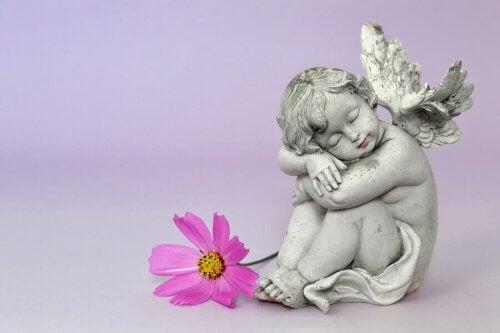 Je baby is nu een engeltje