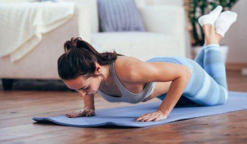 Lichaamsbeweging is belangrijk