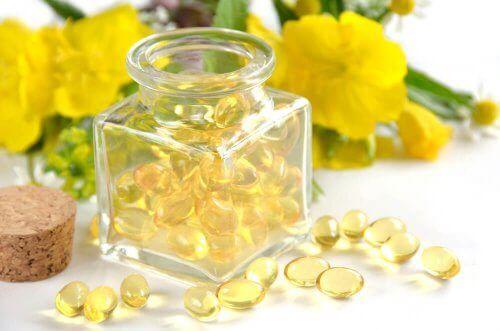 Teunisbloemolie voor de gezondheid van vrouwen