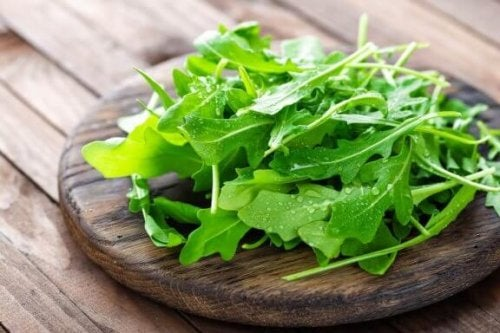 Vijf gezonde en caloriearme voedingsmiddelen