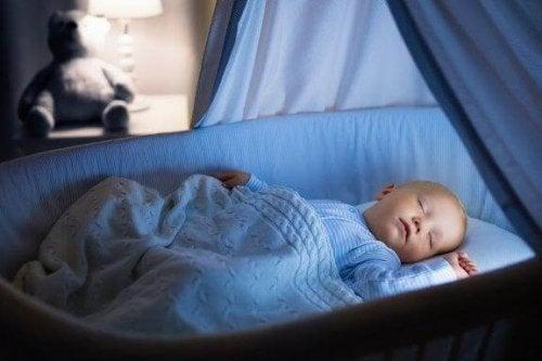 De top vijf slaapliedjes voor baby's