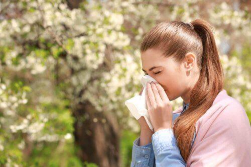 Drie medicinale remedies voor allergieën