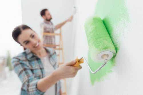 Fouten die je bij het verven van je huis moet vermijden