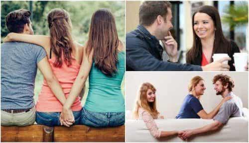 Hoe weet je dat iemand met een partner je leuk vindt