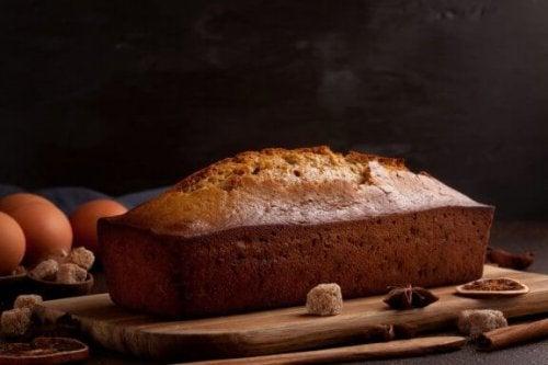 Een heerlijk honing-specerijcake recept
