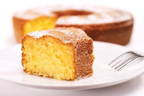 Stuk cake