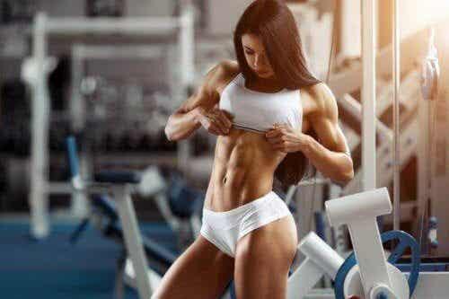 Het beste dieet voor vrouwelijke topatleten