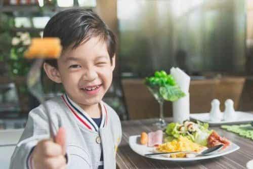 Voeding en botontwikkeling tijdens de vroege jeugd