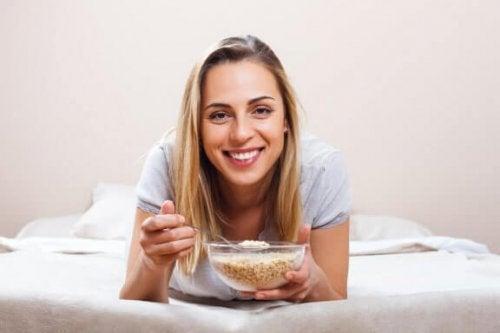 7 volkoren producten die je aan je dieet toe kunt voegen