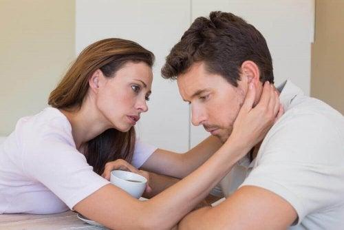 Wat te doen als je partner niet wil werken?