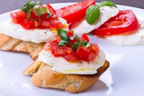 Zes veganistische ontbijtrecepten