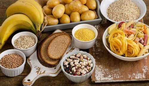 Koolhydraten helpen om spiermassa te krijgen