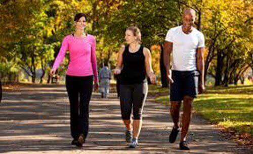 Ontdek de zes voordelen van elke dag wandelen