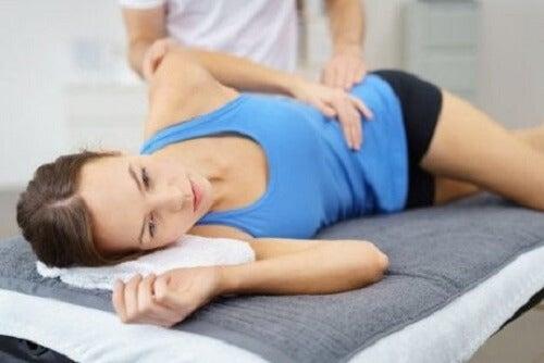 Sterkere dijen om pijn in de heupen te voorkomen
