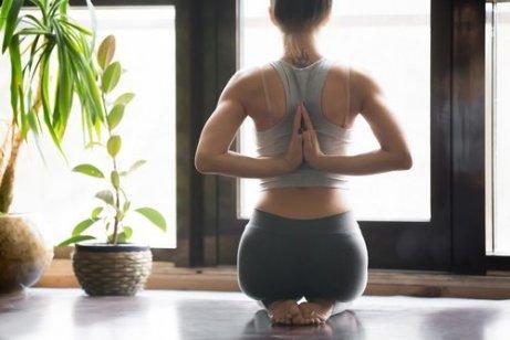 Yoga zorgt voor meer elasticiteit