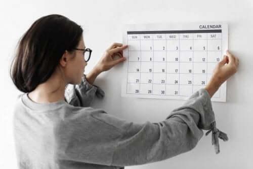 Hang een studieplan op na de vakantie