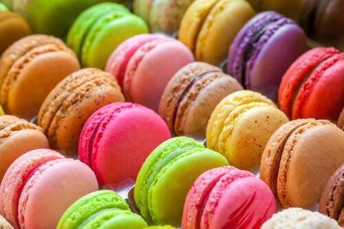 Recept voor Franse macarons