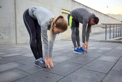 Rekoefening voor je benen