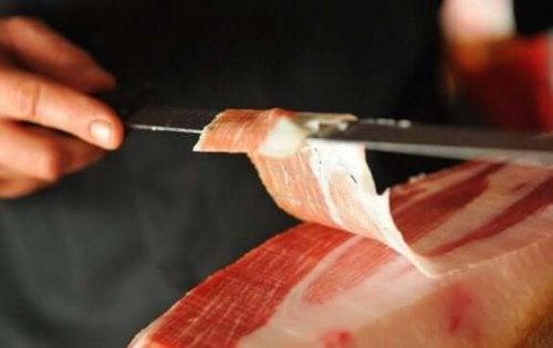 Serranoham is een traditionele Spaanse ham