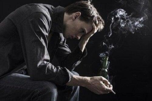 De negatieve effecten van drugs