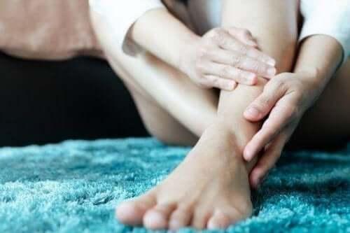 De ziekte van Willis-Ekbom of het rustelozebenensyndroom