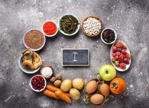 Jodiumrijke voedingsmiddelen, essentieel in je dieet
