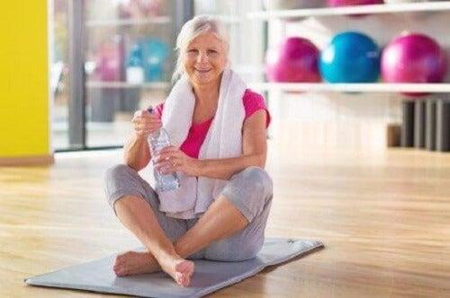 Lichamelijke training helpt bij de behandeling van osteoarthritis