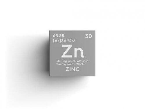Zeven voedingsmiddelen rijk aan zink