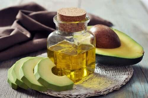 Avocado-olie tegen ontstekingen