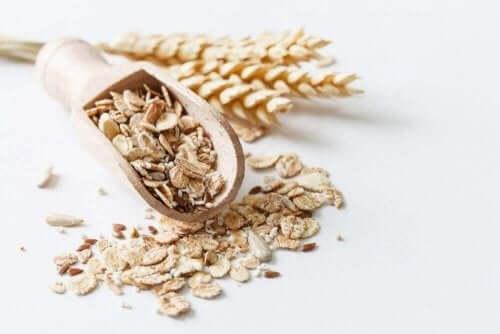 Commerciële granen vervangen door volkoren ontbijtgranen