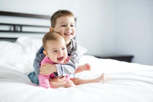 Liefde tussen broer en zus