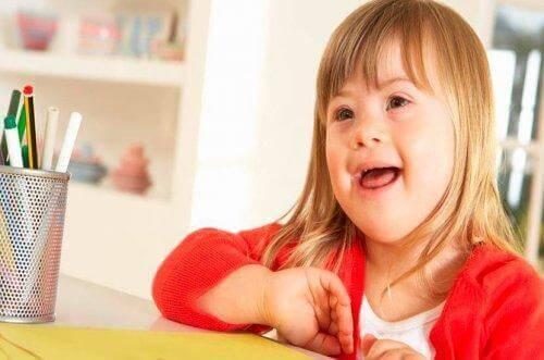 Een kind met het syndroom van Down opvoeden