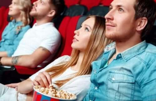 Stelletjes in de bioscoop