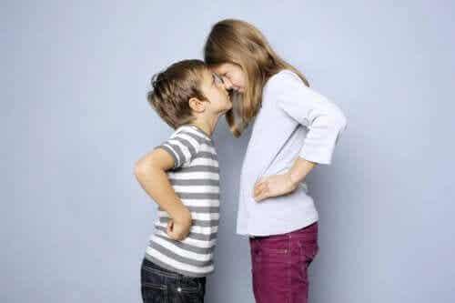 Omgaan met ruzies tussen broers en zussen