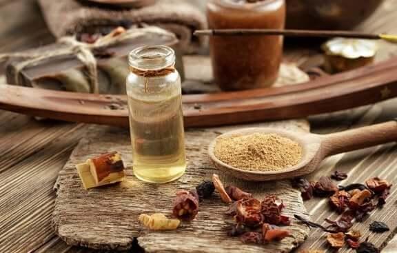 Frankincense olie biedt vele voordelen