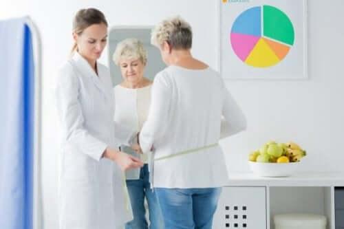 Het beste dieet voor de menopauze
