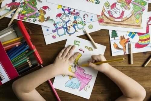 Acht voordelen van tekenen voor kinderen