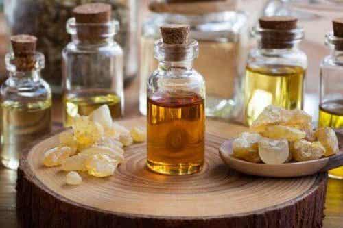 De voordelen van Frankincense etherische olie