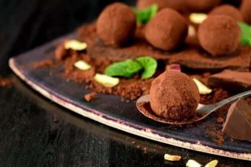 Recept voor heerlijke chocoladetruffels