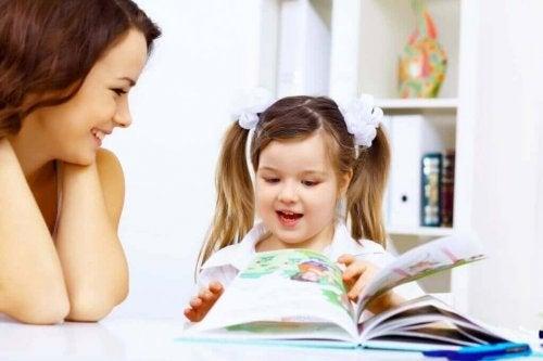 Wat doe je om de interesse voor lezen te wekken bij kinderen?