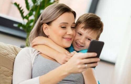 Let op het gebruik van smartphones