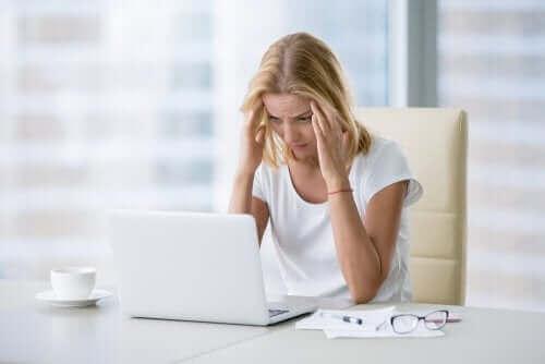 Een giftige werkomgeving kan leiden tot stress