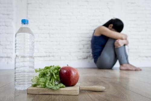 Een slecht dieet kan leiden tot een depressie