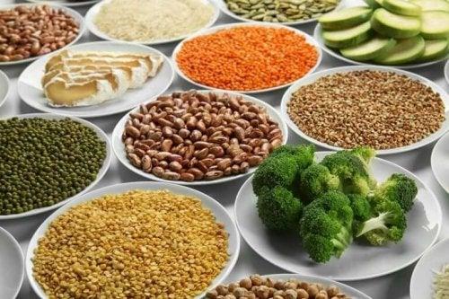 Een vegetarisch dieet en toch alle voedingsstoffen binnenkrijgen