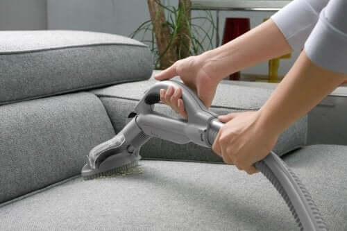 Stofzuigen om de lucht in je huis schoon te houden