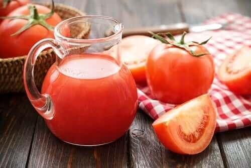 Tomaten tegen bloedarmoede