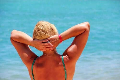 Vier natuurlijke remedies voor hitte-uitputting