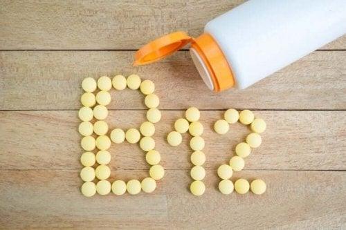 Vitamine B12 is belangrijk voor je lichaam