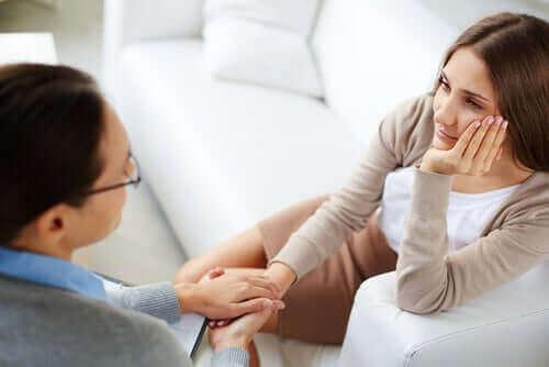 Zoek professionele hulp na een traumatische scheiding